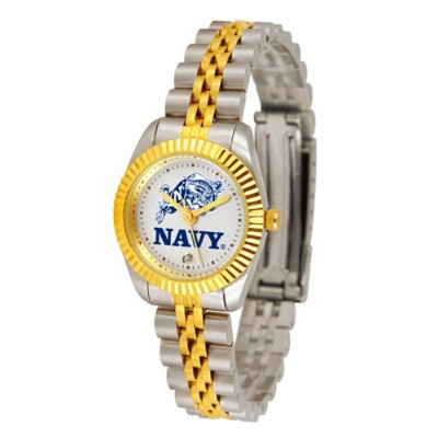 Navy Midshipmen Ladies ' Executive Watch by SunTime