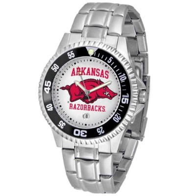 Arkansas Razorbacks Competitor Watch with aメタルバンド