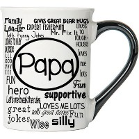 Papaコーヒーマグ; Papa Cup ; Papaギフトbyエルトン・ジョン