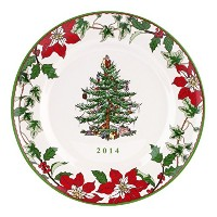 Spode Christmas Tree Annual Edition 2014 Collector Plate by Spode