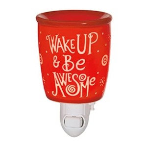 Scentsy Wake Up & Be AWEsome夜ライトプラグイン