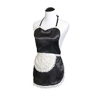 High Quality Women's Sultry Apron, French Maid