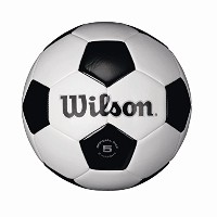 Olympia Sports BA324P Wilson Traditional Soccer Ball - Size 5