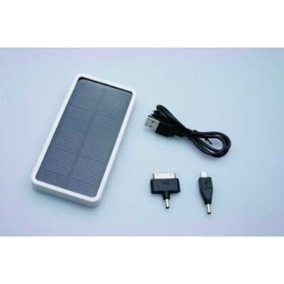 mobile solar 5000 MS205-WH ホワイト