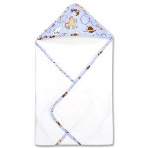 Trend Lab Hooded Towel, Cowboy Baby by Trend Lab