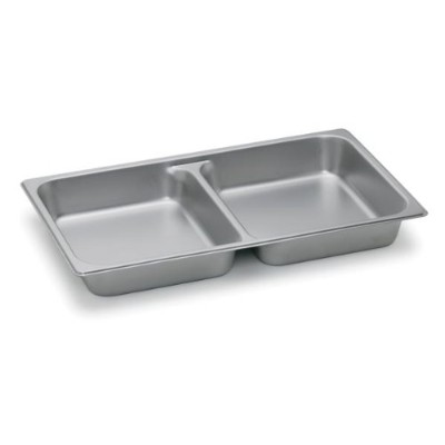 Royal Industries (ROY STP 2012) - 2 1/2 Full-Size Divided Pan by Royal Industries