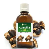 CAMELLIA OIL 100% NATURAL PURE UNDILUTED UNCUT CARRIER OIL 100ML