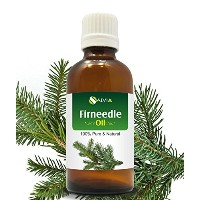 FIR NEEDLE OIL 100% NATURAL PURE UNDILUTED UNCUT ESSENTIAL OIL 100ML