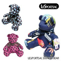 【LESPORTSAC-レスポートサック】DONNIE BEAR 2119[ベア・キッズ・ベビー・ギフト]■