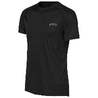 アシックス メンズ トップス Tシャツ【ASICS Core Short Sleeve T-Shirt】Performance Black