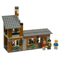 レゴ ハリーポッター Lego 4728 Escape from Privet Drive