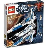 LEGO (レゴ) Star Wars (スターウォーズ) Pre Vizsla's Mandalorian Fighter Play Set(AGES 8 AND UP) ブ