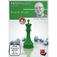 English Attack: Fritztrainer: interaktives Schachvideotraining
