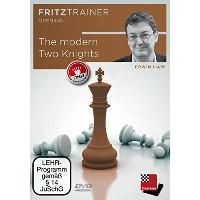 The modern Two Knights: fritztrainer: interaktives Video-Schachtraining