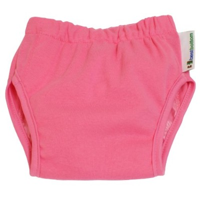 Best Bottom Training Pants, Bubblegum, Small by bestbottom