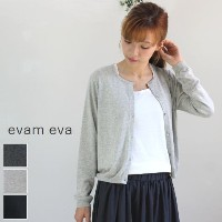 【ev】evam eva(エヴァムエヴァ) high twist cotton CD 3colormade in japane172k071-f