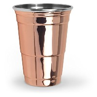 Fred & Friends THE COPPER PARTY CUP by Fred & Friends