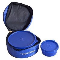 Tupperware Lunch Boxes Including Bag (Classic Lunch Box) by Tupperware [並行輸入品]