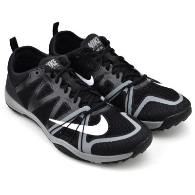 WMNS NIKE FREE CROSS COMPETE BLACK/WHITE-COOL GREY ウィメンズ ナイキ フリー クロス コンピート