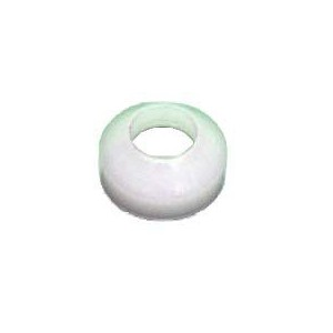 1/4 flare washer (white) for 1/4 MFL tailpiece and swivel nut- by Kegconnection