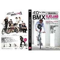 430 FourThirty - BMX FLATLAND HOW TO TRICKS VOL.1 BEGINNERS / DVD BMX 初心者向け フラットランド