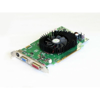 PALiT GeForce 7600GT 256MB DVI/VGA/TV-out PCI Express x16 XNE/7600G+TD21-PM8184【中古】【送料無料セール中! ...