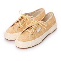 スペルガ SUPERGA CHAPTER SUPERGA x Gala Gonzalez / RAFFIAU (900-NATURAL) レディース