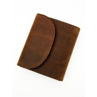 Whitehouse Cox『ホワイトハウスコックス』SETTLER 『セトラー』正規取扱店 OW-1058-Small 3 Fold Wallet-Brown