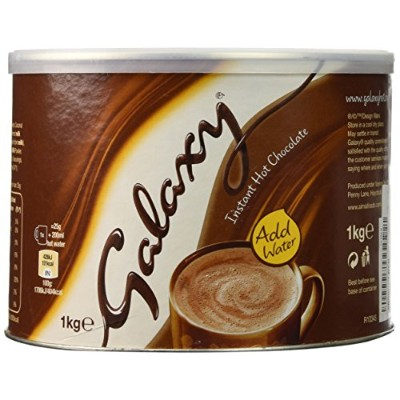 Galaxy instantanée Hot Chocolate - 1 x 1kg