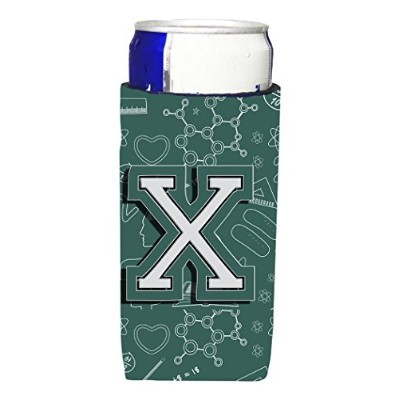 文字X Back to School初期ウルトラBeverage Insulators forスリム缶cj2010-xmuk