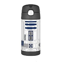 Thermos Funtainer Bottle R2D2(スターウォーズ)355ml 真空断熱水筒 [並行輸入品]