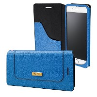 "GRAMAS FEMME Bag Type PU Leather Case ""Sac"" for iPhone 6s グラマスファム 手帳型レザーケース バックタイプ GRAMAS FEMME..."
