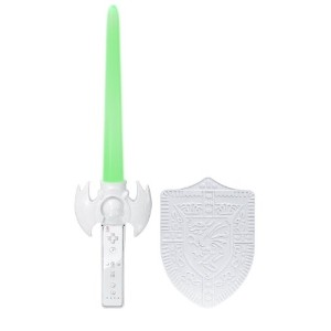 Wii Green Light Blade with Shield (輸入版)