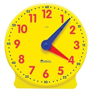 Big Time Demonstration Clock 学習時計 デモ用
