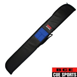 ビリヤード 2pce BCE Blue/Black Nylon Case With PVC Header
