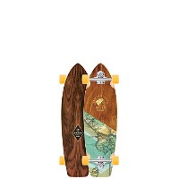 Arbor Rally Premium Complete Skate Board by Arbor