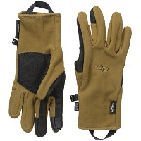 OUTDOOR RESEARCH(アウトドアリサーチ) Men's Gripper Sensor Gloves S Coyote