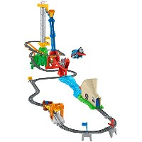 Fisher-Price Thomas the Train TrackMaster Thomas' Sky-High Bridge Jump トーマス スカイハイブブリッジジャンプ...