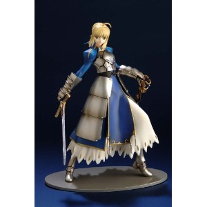 Fate/stay night セイバー ( ノンスケール PVC製塗装済み 完成品 )