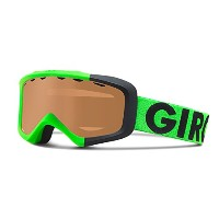 GIRO(ジロ) スキーゴーグル GRADE(YOUTH)BRIGHT GREEN COLOR BLOCK 7064992