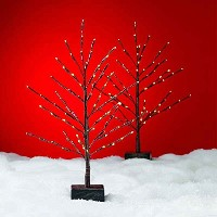LEDブランチツリー LED tabletop twig trees