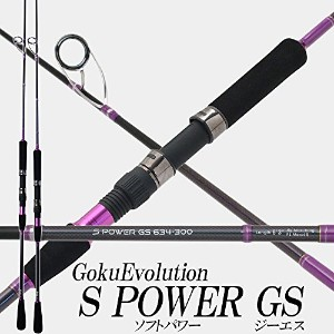 Gokuevolution S POWER GS 633-250 [90277]