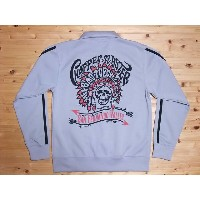 MWS[エムダブルエス] ジャージ CHIEFS MOTORCYCLE CLUB ZIP JERSEY (SILVER) 送料無料【smtb-kd】