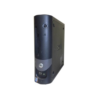 Windows2000 DELL OPTIPLEX GX270 SFF【中古】Pentium4-2.4GHz/512MB/40GB/DVDコンボ