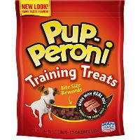 Pup-Peroni Training Treat with Real Beef for Dogs, 5.6-Ounce, by Pup-Peroni