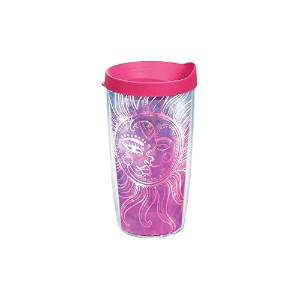 Tervis 1250530on Trend Tumbler with Wrap、16オンス、クリア