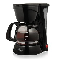 Premium PCM5419 4 Cup Coffee Maker, Black [並行輸入品]