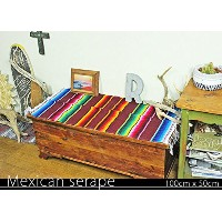 RUG&PIECE Mexican Serape made in mexcico ネイティブ メキシカン サラペ メキシコ製 (rug-5528)