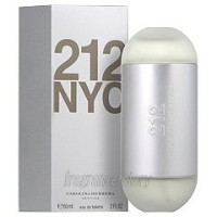 キャロライナ ヘレラ CAROLINA HERRERA 212 60ml EDT SP fs