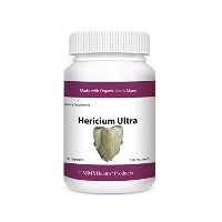 mmyHealth - Hericiumスーパーカプセル剤、有機認証、90カプセル Hericium Ultra Capsules , Certified Organic , 90 Capsules...